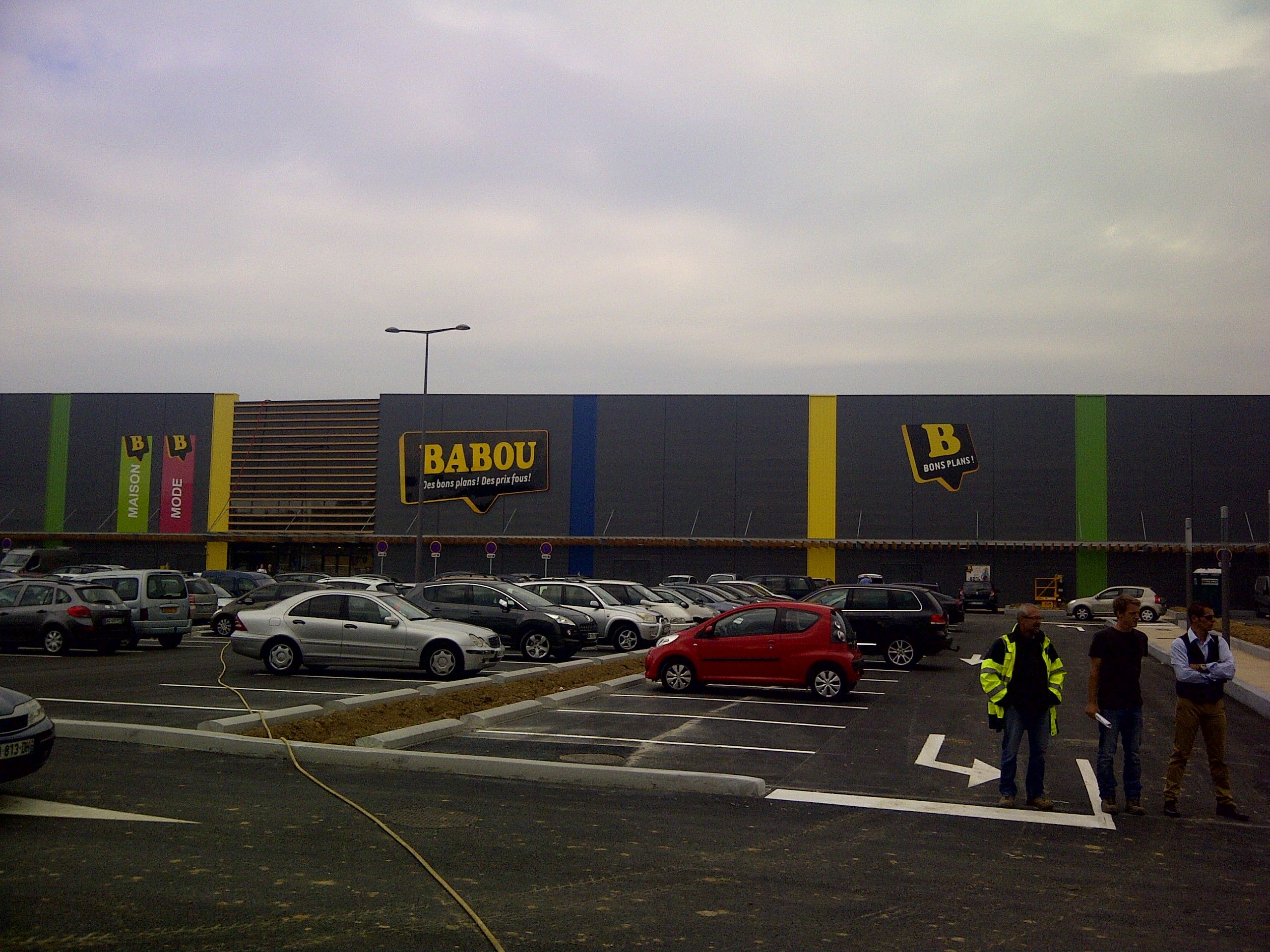 Magasin Babou