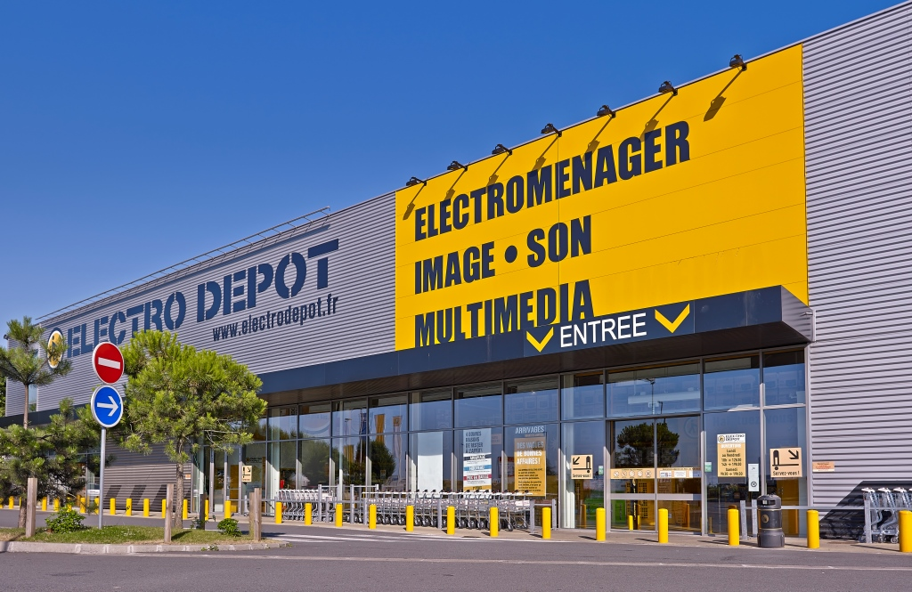 Magasin Electro Depot